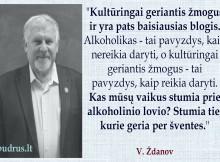 NEWKulturingai geriantys V.Zdanov